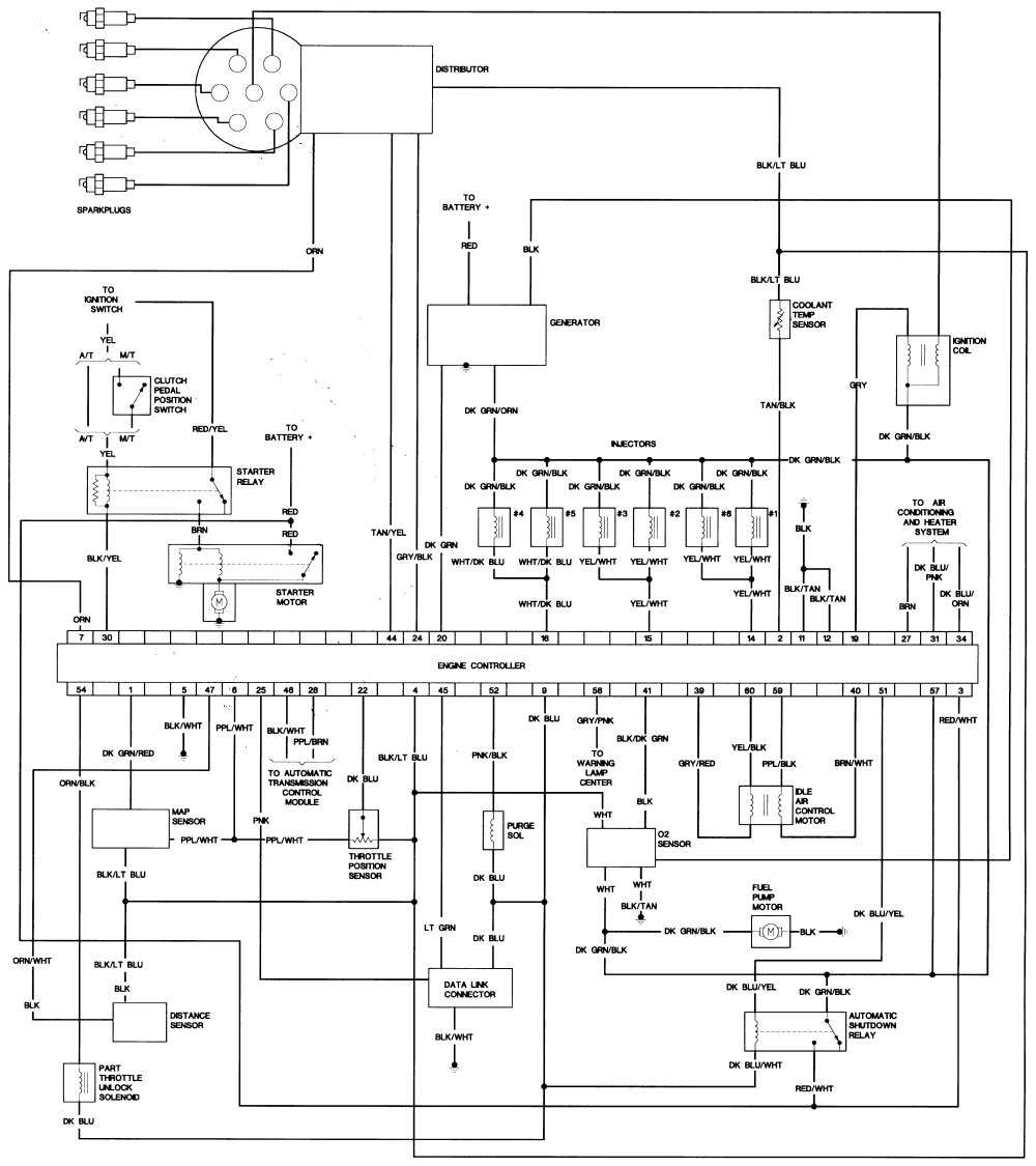 Wiring Diagram Cars Trucks  With Images