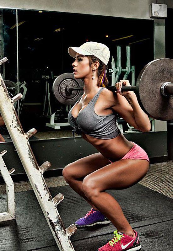 Burn fat off upper body