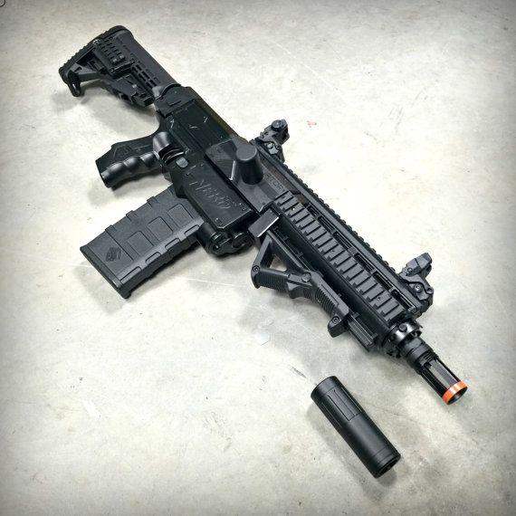 ... Modded nerf gun | by Backwards lamb