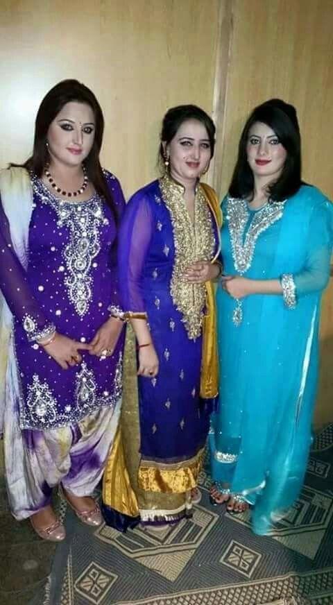 Neelam gul , dilraj and Nazia | PASHTO HOTIES | Sari, Saree
