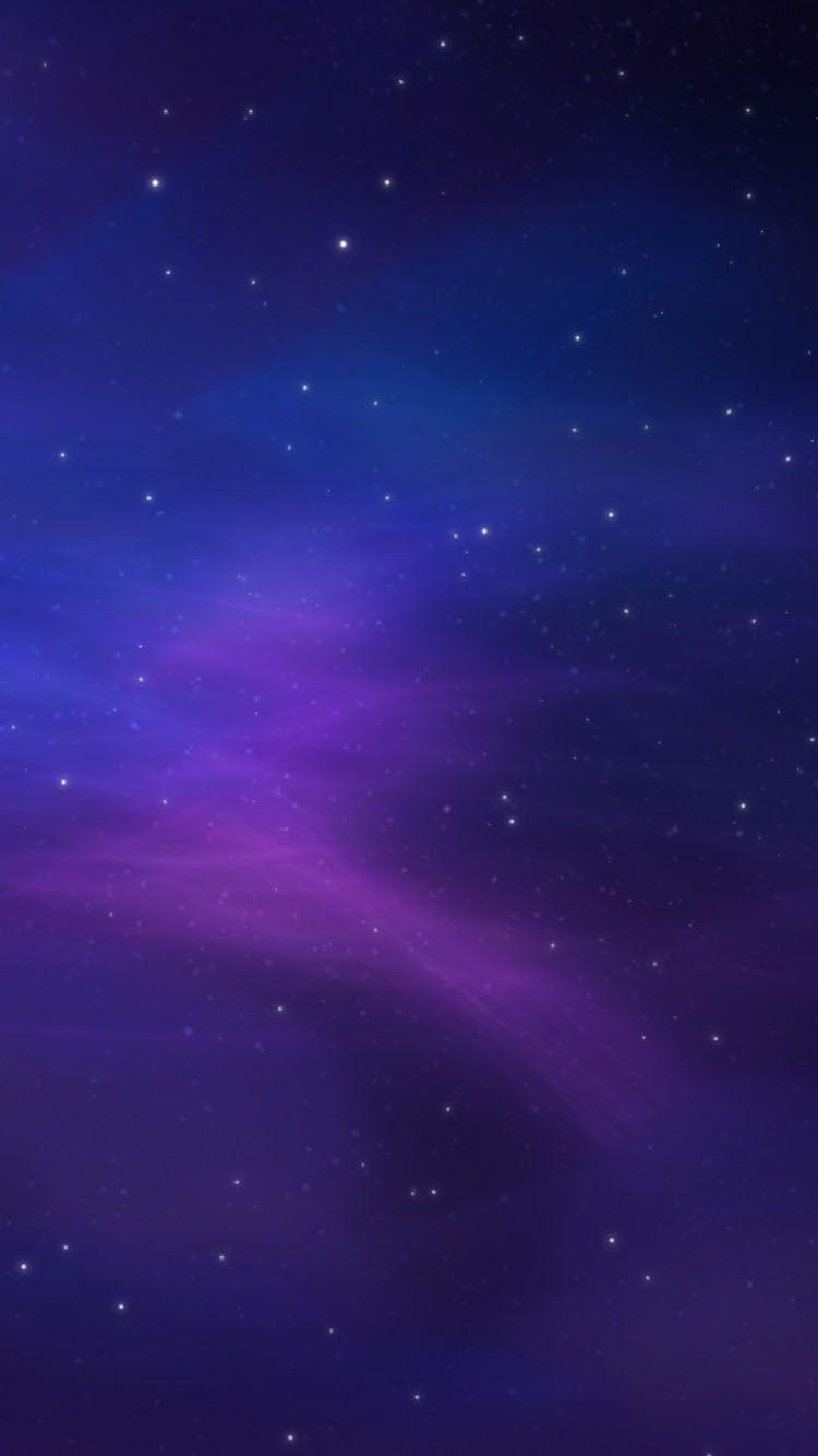 紫の夜空 Iphone6 壁紙 Wallpaperbox Iphone6 壁紙 むらさき 壁紙 紫色の壁紙