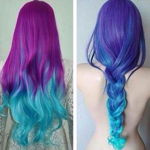 Left or right? Comment below #inspirehairstyles