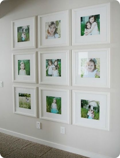 Photo Display Ideas + Tips and Tricks Rooms Pinterest Interior