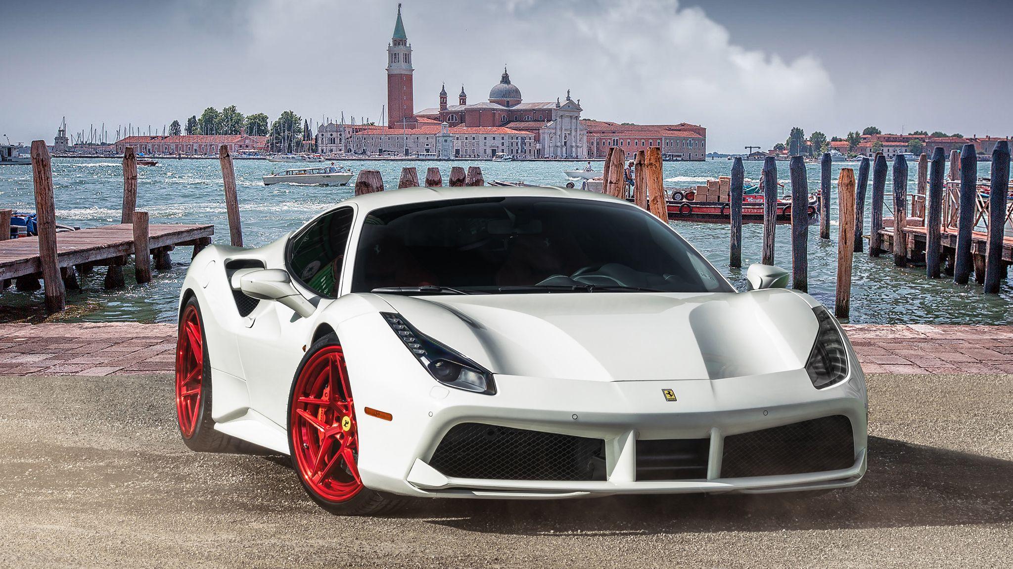 2017 Ferrari 488 Gtb White Ferrari 488 Ferrari 488 Gtb