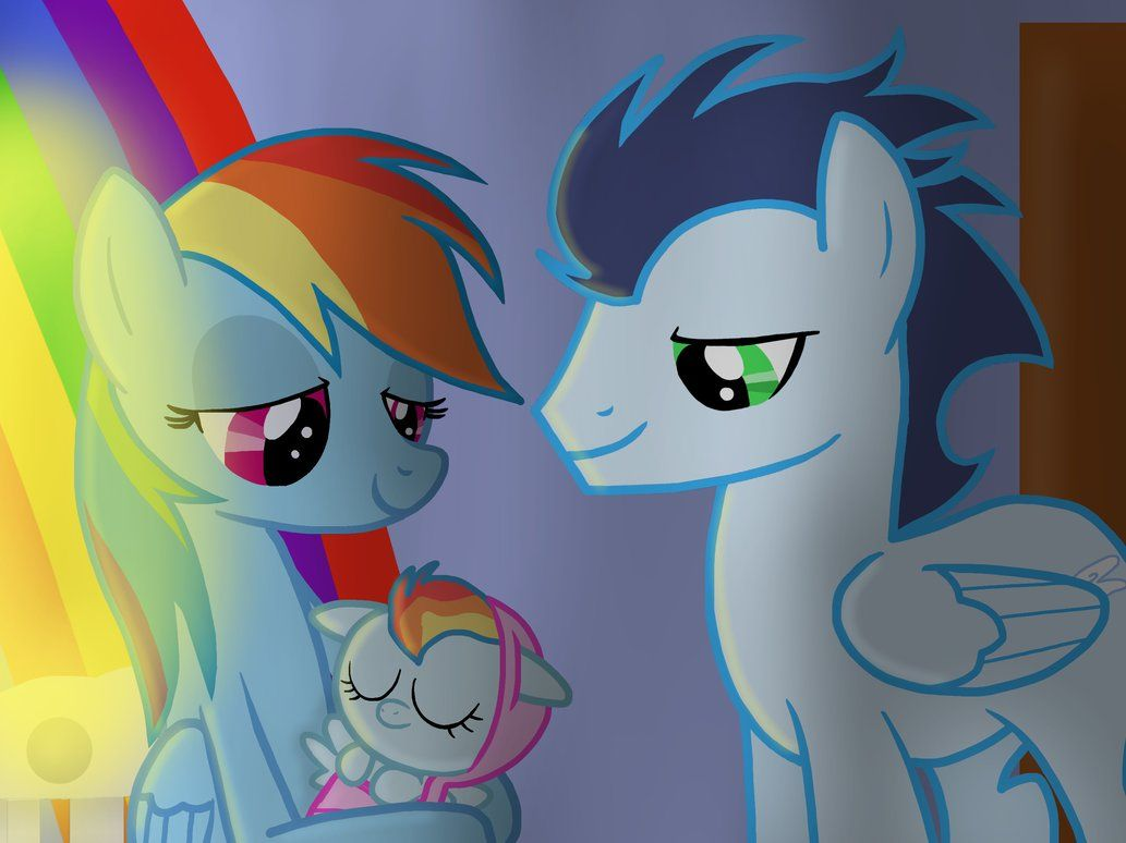 Daughter Of Discord Baby Prism By Skyfallerart On Deviantart Rainbow Dash And Soarin Unicorn Pictures My Little Pony List