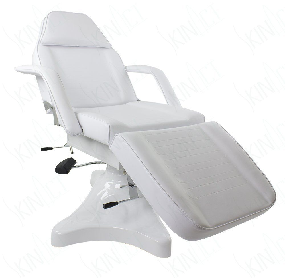 Hydraulic Facial Bed With One Free Stool By Skinact Avec Images Salon