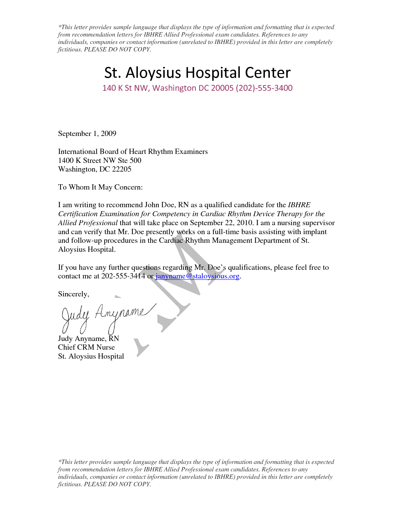Letters+of+recommendation+samples | Free Sample Letters Of Recommendation  For Nurse By  Free Sample Professional Letter Of Recommendation