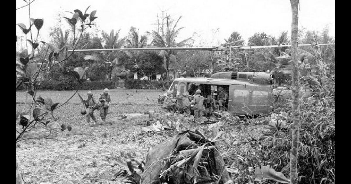 The Immense Tet Offensive One Of The Biggest Campaigns