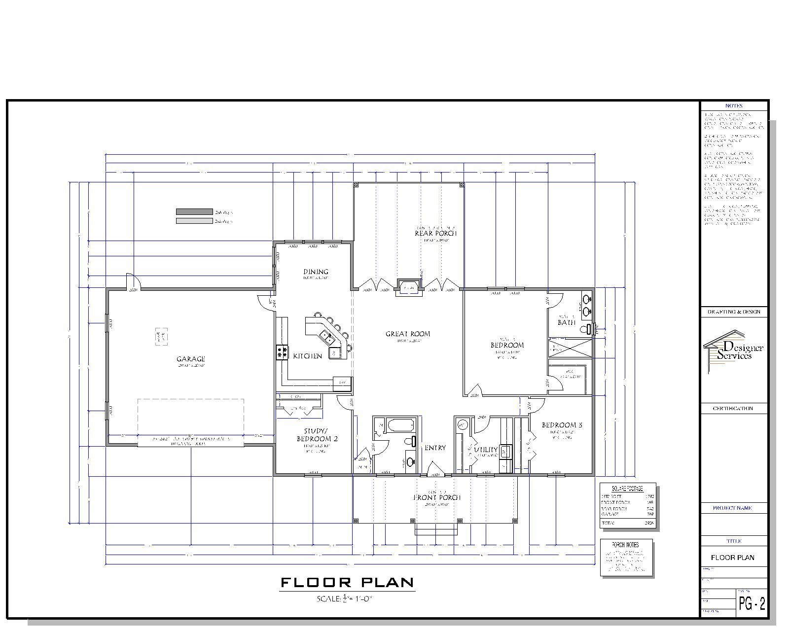 The Driftwood Way House Plan Etsy New Design In 2019