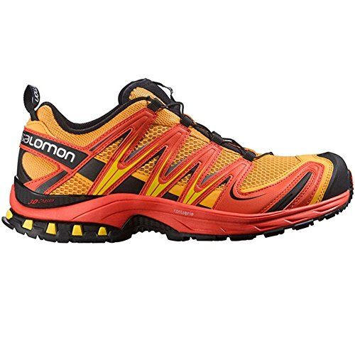 Salomon Xa Pro 3d Trail Running Shoes Aw15 85 Orange More Info Could Be Found At The Image Url This Is An Amazon Affi Trail Running Shoes Running Shoes