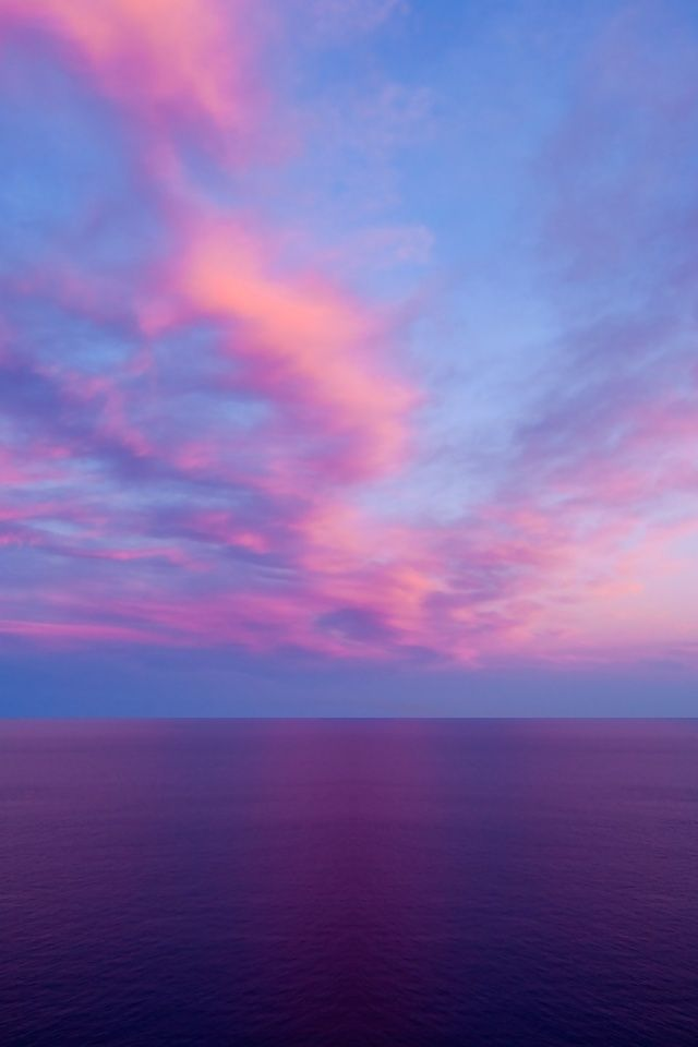 Purple Sea Wallpapers 84 Wallpapers Hd Wallpapers In 2020 Sunset Iphone Wallpaper Sky Aesthetic Purple Sunset
