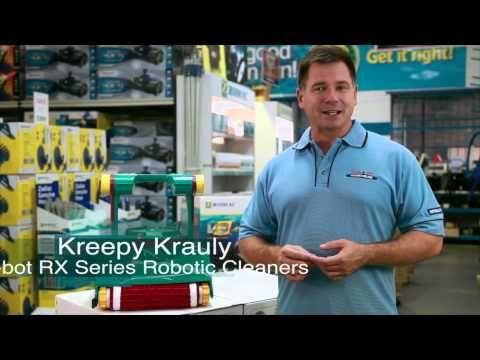 Kreepy Krauly K Bot Robotic Pool Cleaner At Pool Spa Warehouse Spa Pool Robotic Pool Cleaner Pool Pump