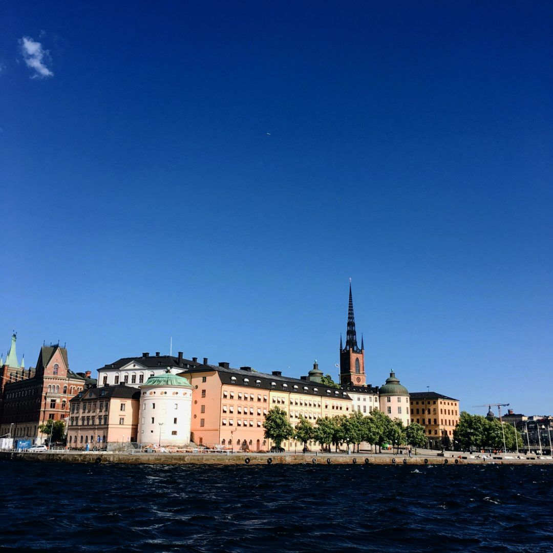 Travel to Stockholm Mlle.Be