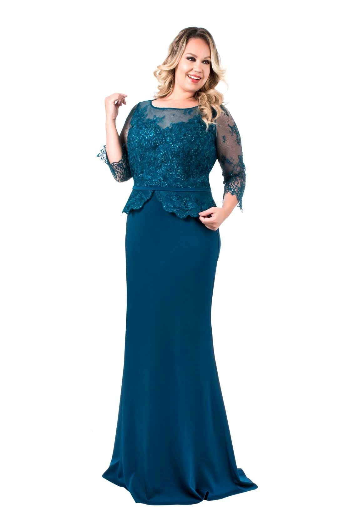 DRESSES - 3/4 length dresses Aries fCWfwjeaK