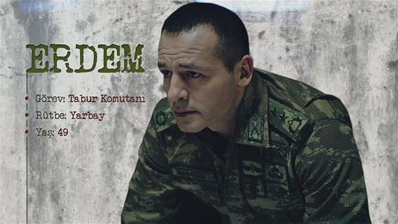 Nihat Altinkaya Kimdir Soz Dizisi Yarbay Erdem Korkmaz Unluler Film Askeri