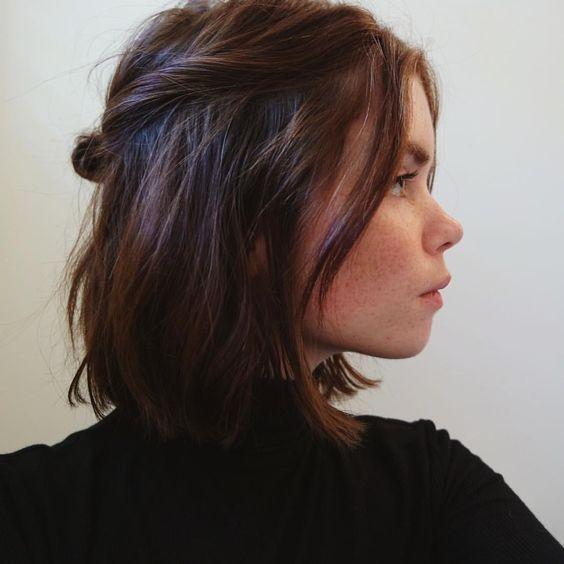 Pin en Haare  – Peinados