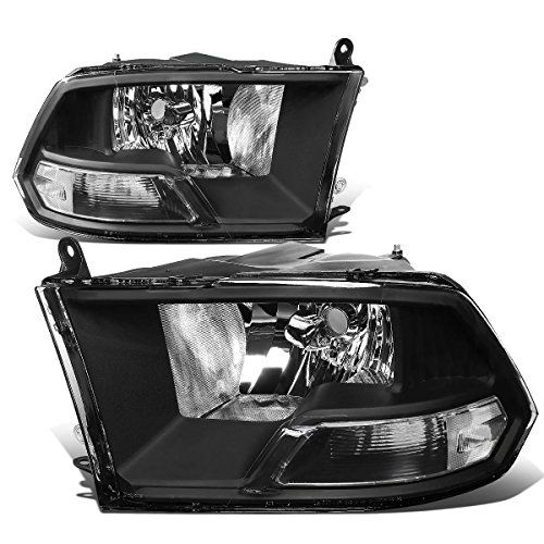 Dodge Ram 4th Gen Pair Of Oe Style Black Housing Clear Corner Headlight Details Can Be Found By Clicking On The Image It Is An Headlights Dodge Dodge Ram