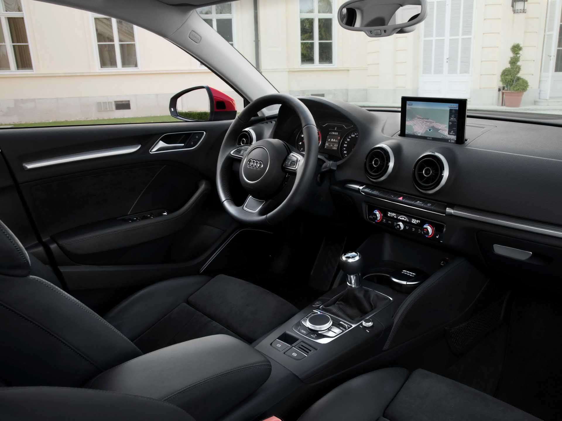 10 cool audi a3 sedan inside picture