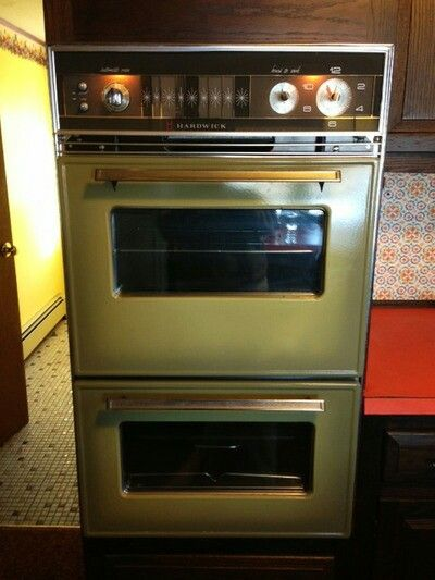Pin By Ody Rivas On Vintage Kitchen Gas Wall Oven