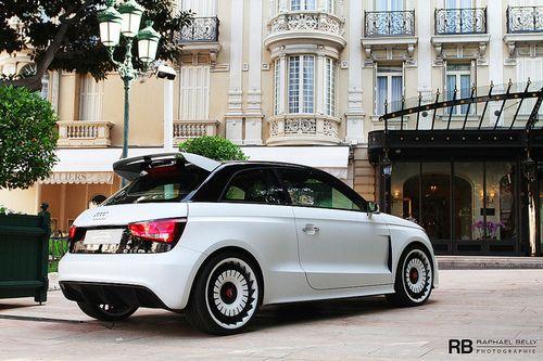 Audi A1 Clubsport Quattro Audi A1 Audi Audi A1 Sportback