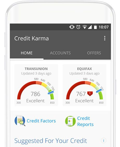 Free Credit Score Free Credit Reports With Monitoring Credit