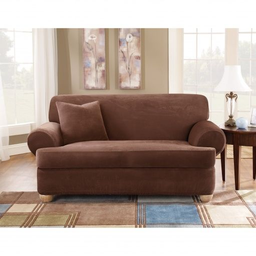 Sofa Slipcover With Separate Cushion Covers: Individual Sofa Cushion Slipcovers Awesome Individual
