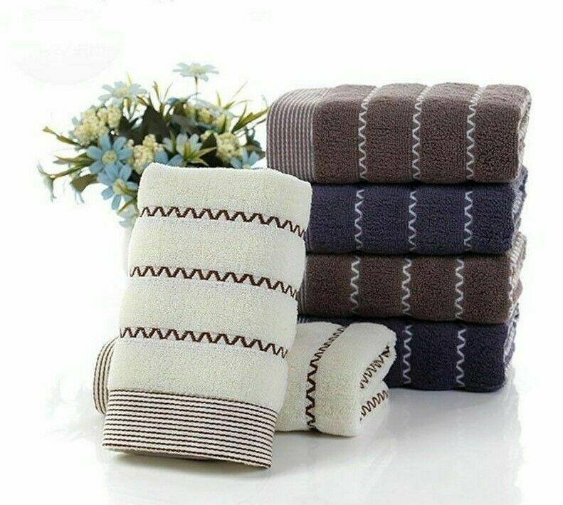 Bath Towel Adult Men And Women Household Soft Absorbent Cottton