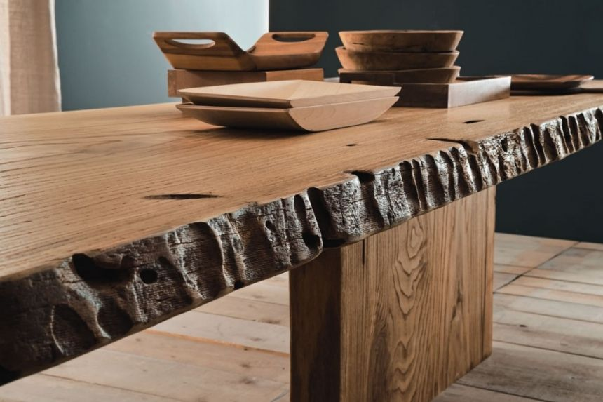 Tavole di legno grezzo prezzo cerca con google interiors pinterest wood tables - Tavole di legno grezzo ...
