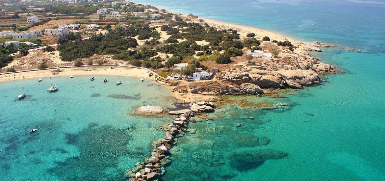 Vacanze a Naxos, l'isola più grande delle Cicladi Viaggi