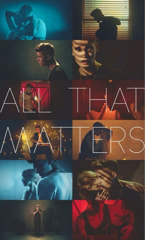 All That Matters Justin Bieber Wallpaper I Love Justin Bieber Justin Bieber Company