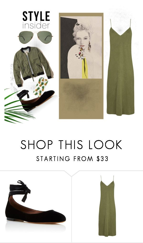 """From inside"" by polyvoregirl893 ❤ liked on Polyvore featuring Tabitha Simmons, Topshop and Hollister Co."