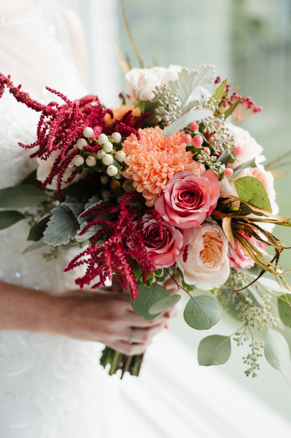 A Wedding Flowers Idea That Benefits Your Community Fall