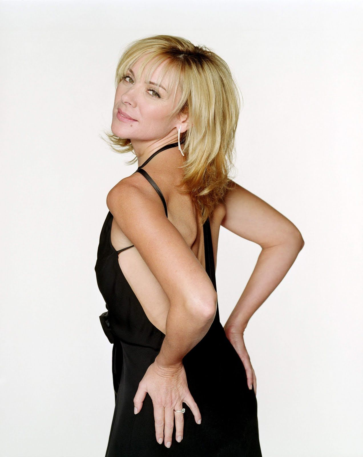 elena lincoln kim cattrall 58quot 50 years old