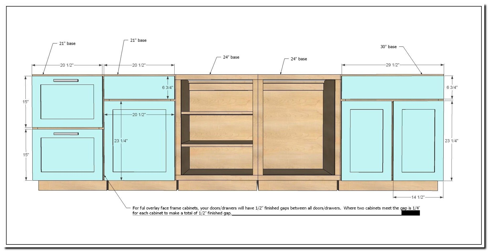 Kitchen Cabinet Dimensions For Your Home Within Lovely Standard Drawing Cabinets Hidup Sehat Hidup