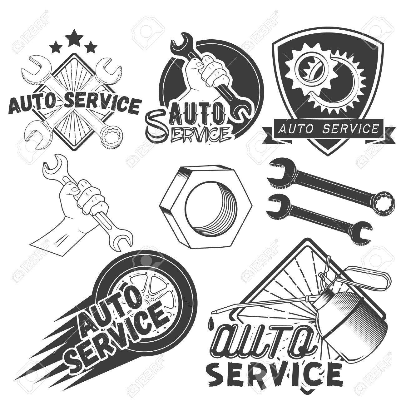 Stock Photo Taller de reparación de automóviles
