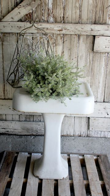 lavabo jardini re jardin cr atif pinterest. Black Bedroom Furniture Sets. Home Design Ideas