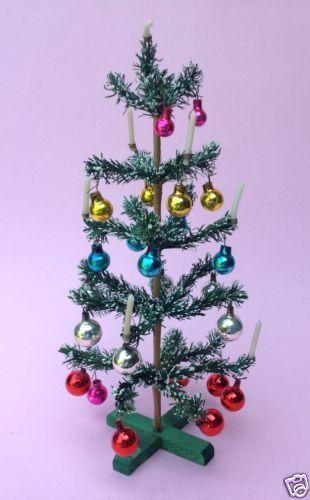 Antik spielzeug tannenbaum christbaum weihnachtsbaum - Weihnachtsbaum antik ...