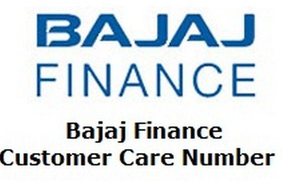 Bajaj Finance Customer Care Number Toll Free Number Official