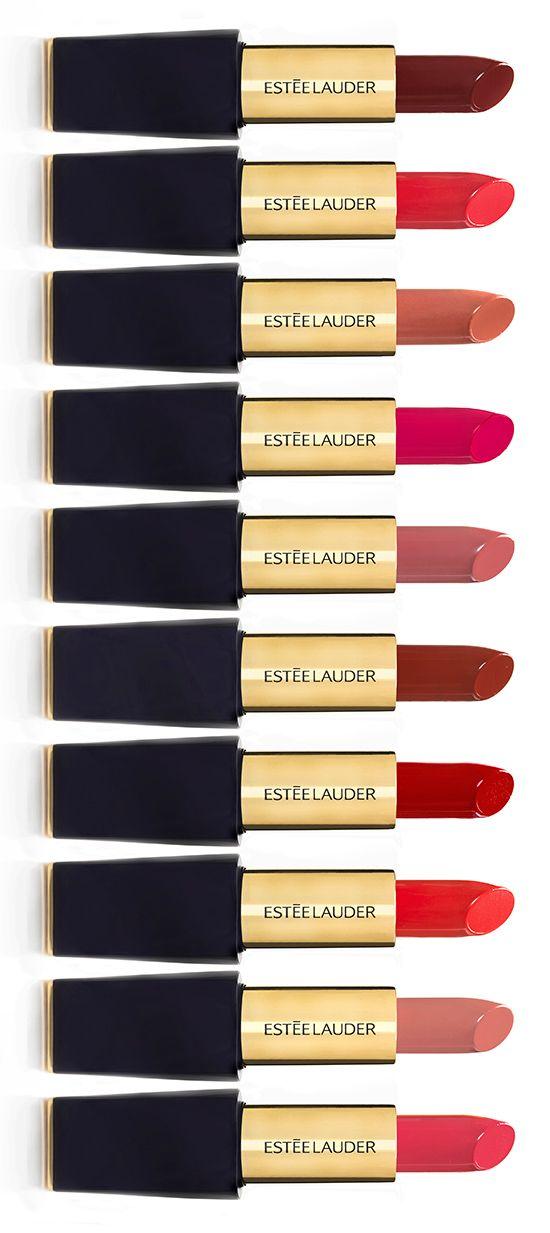 Estee lauder pure color envy sculpting lipstick launches makeup also most popular shades stories pinterest rh