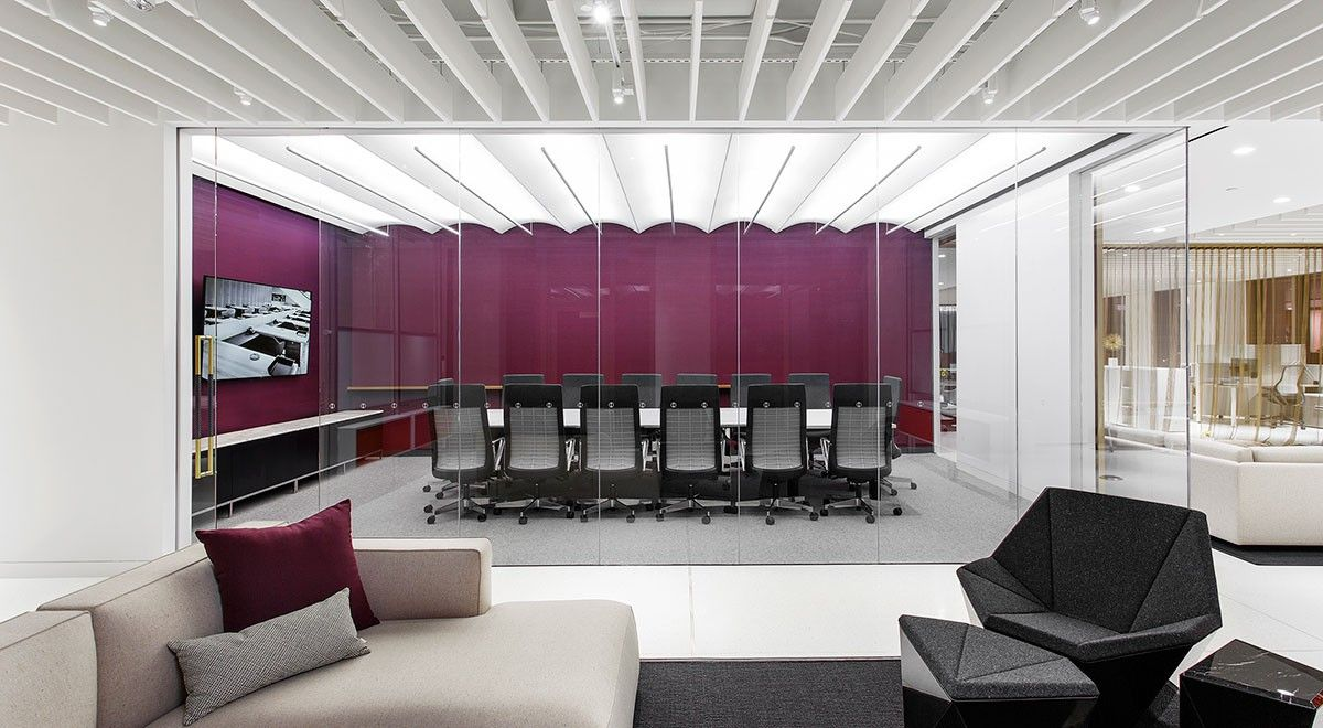 Law Firm Interior Portland Waterleaf Architecture Law Office