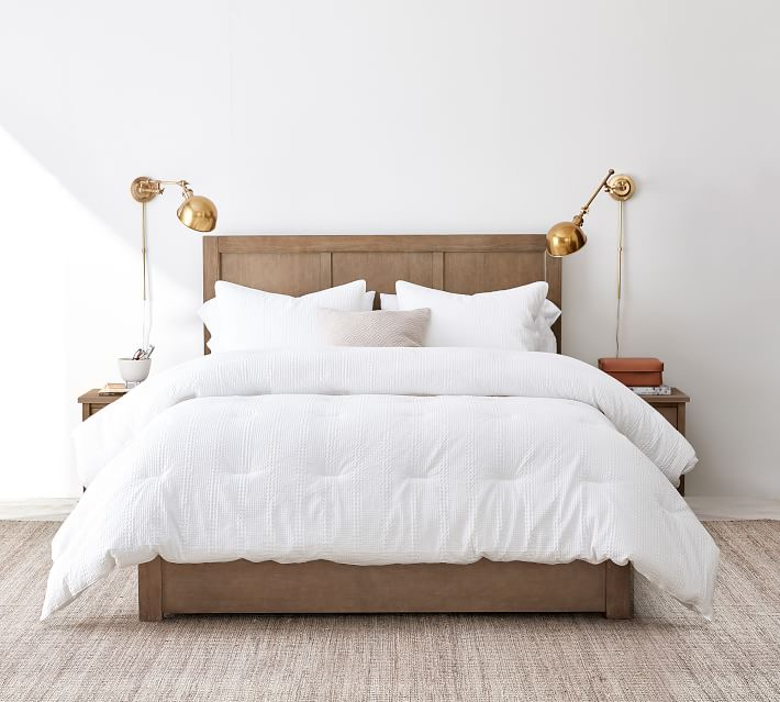 Storage Platform Bed & Headboard in 2020
