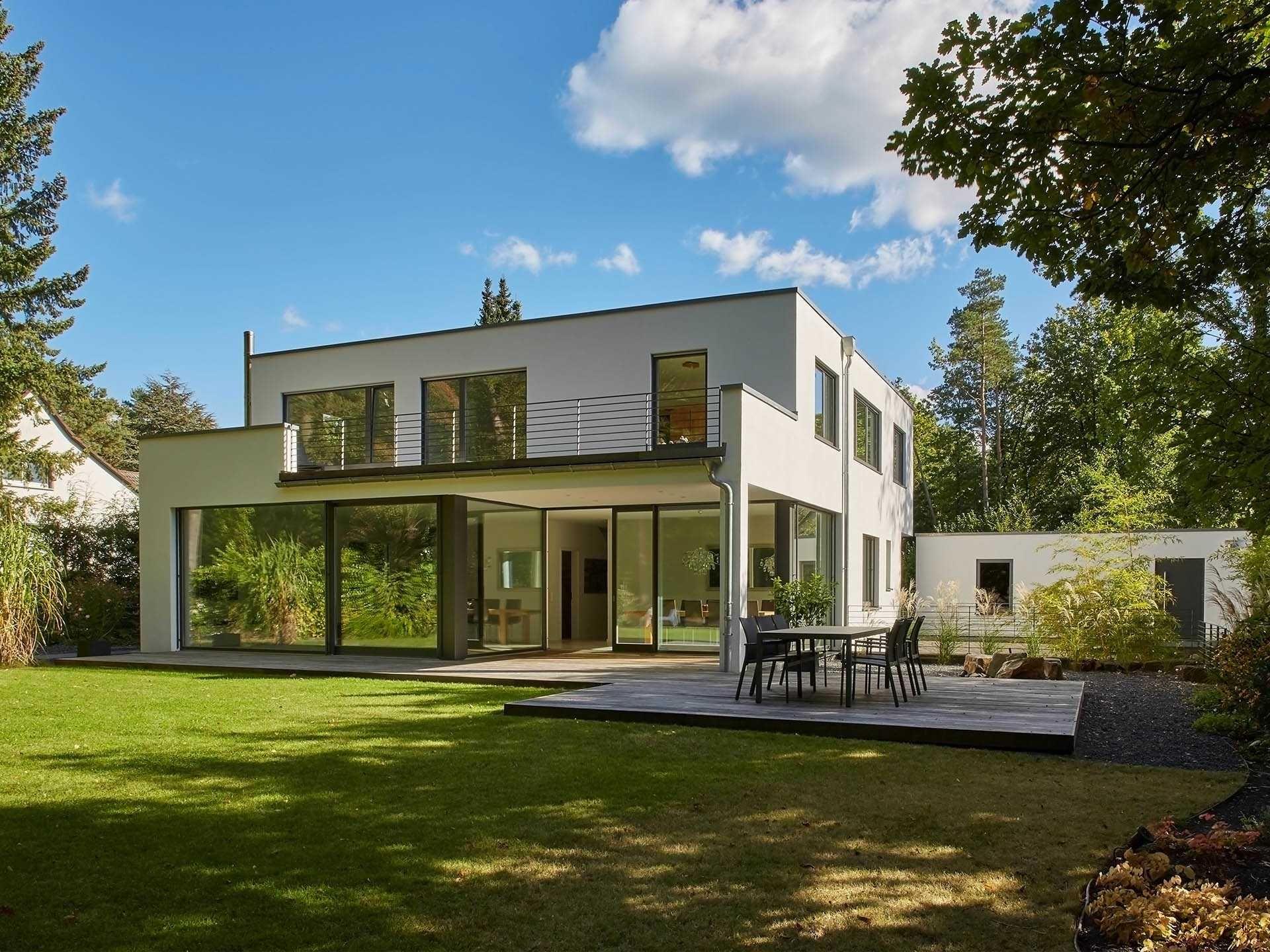 Designhaus Kubus Theodor Roreger Haus bauen, Haus