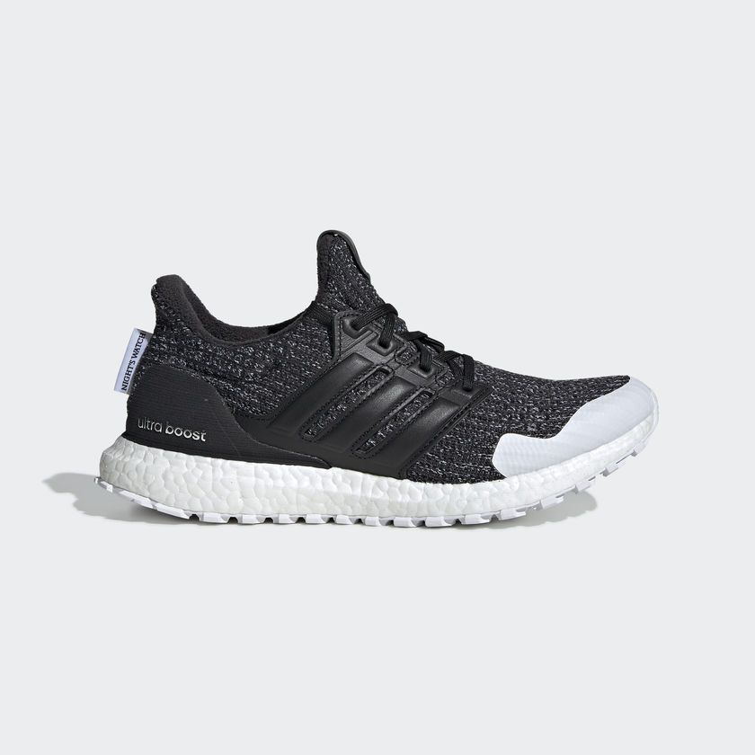 Adidas Ultra Boost x GOT 4 Game Of Thrones Night's Watch Black White EE3707 9 | eBay