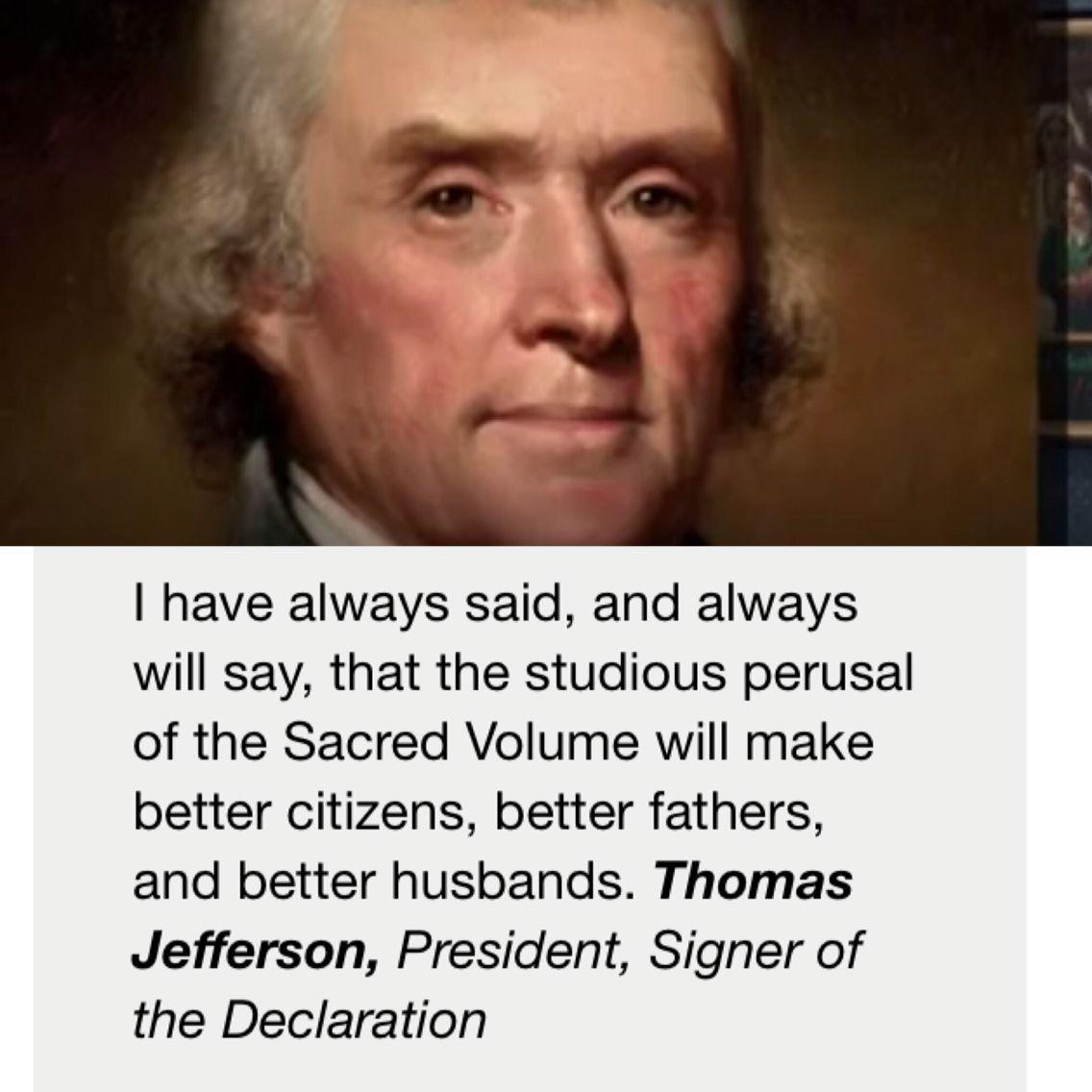 Famous Thomas Jefferson Quotes Alluring Thomas Jefferson Quote Confirmeddaniel Webster  Patriots .