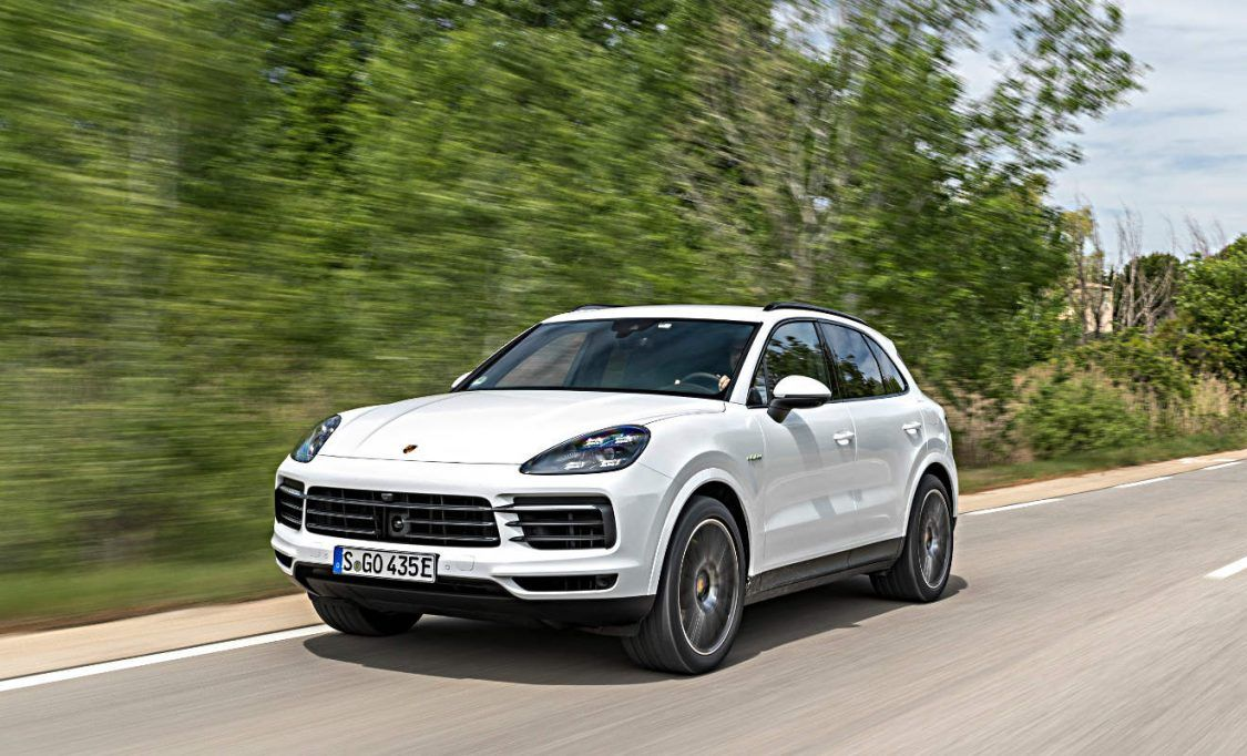 2021 Porsche Cayenne What We Know And What To Expect