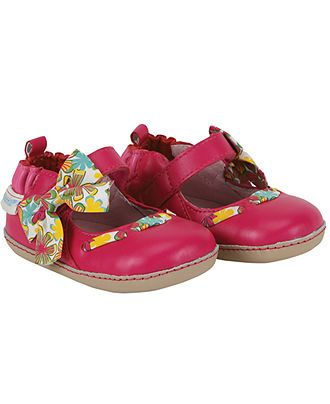 a37efaa1 Robeez Baby Shoes, Baby Girls Bow Crazy Shoes - Kids Girls Shoes ...