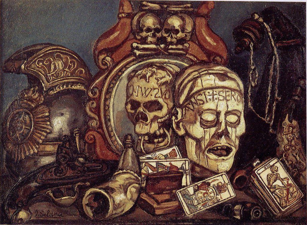 Obras de José Gutiérrez Solana