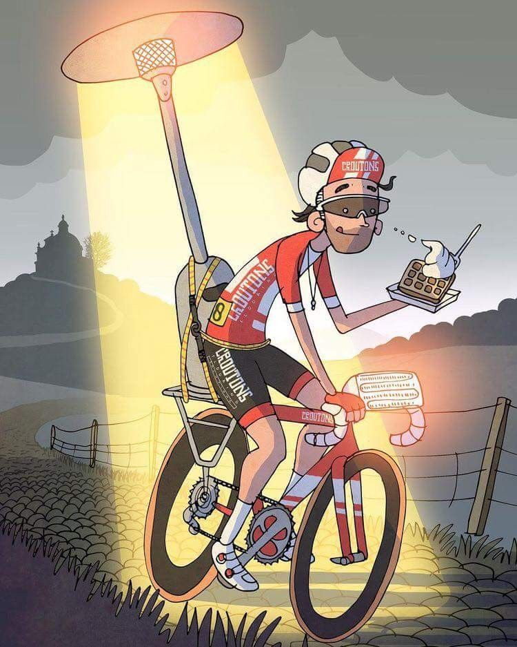 Картинка велосипед юмор