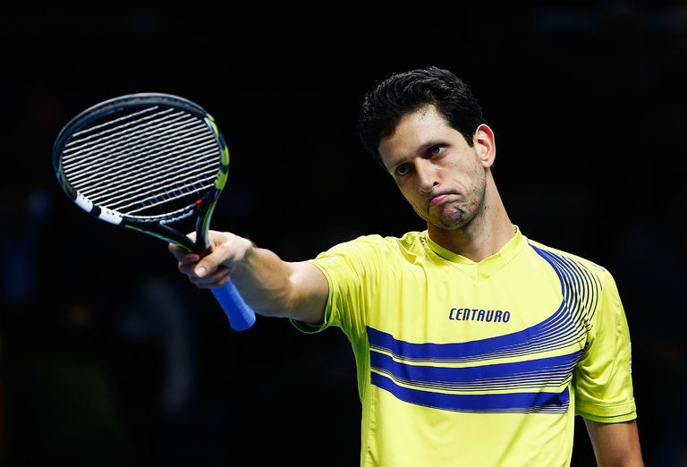 Marcelo Melo/Vasek Pospisil vs Henri Kontinen/John Peers Bnp Paribas Paris Masters Tennis 2016