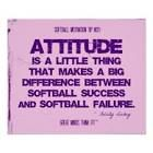 My attitude is one of my greatest assets